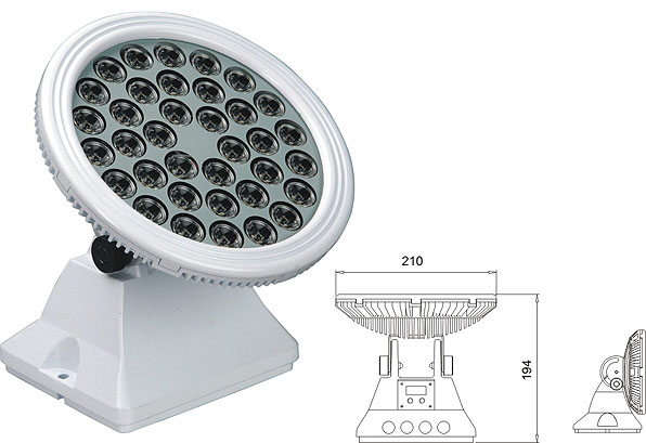 Led drita dmx,Drita e rondele e dritës LED,LWW-6 përmbytje LED 2, LWW-6-36P, KARNAR INTERNATIONAL GROUP LTD