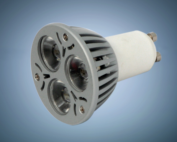 Guangdong led factory,3x1 watts,Hight power spot light 4, 201048112037858, KARNAR INTERNATIONAL GROUP LTD