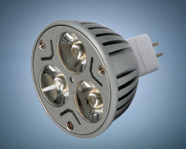 Guangdong led factory,3x1 watts,Hight power spot light 5, 201048112432431, KARNAR INTERNATIONAL GROUP LTD