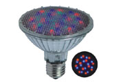 Guangdong led factory,1x1 watts,PAR series 5, 9-11, KARNAR INTERNATIONAL GROUP LTD