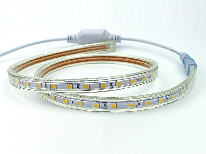Guangdong buru fabrika,buru banda,110 - 240V AC SMD 5050 Led strip light 4, 5050-9, KARNAR INTERNATIONAL GROUP LTD