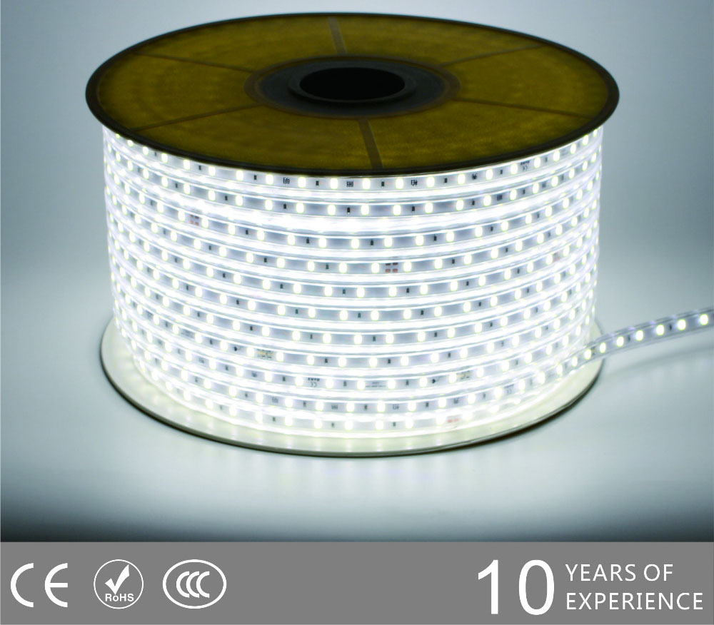 Guangdong buru fabrika,LED soka argia,240V AC No Wire SMD 5730 argi banda eramangarria 2, 5730-smd-Nonwire-Led-Light-Strip-6500k, KARNAR INTERNATIONAL GROUP LTD