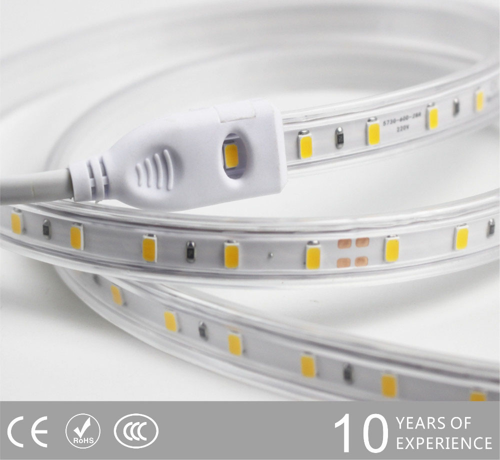 Guangdong buru fabrika,LED soka argia,240V AC No Wire SMD 5730 argi banda eramangarria 4, s2, KARNAR INTERNATIONAL GROUP LTD