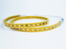 Guangdong led factory,led strip fixture,110-240V AC SMD 5050 LED ROPE LIGHT 2, yellow-fpc, KARNAR INTERNATIONAL GROUP LTD