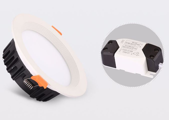 Guangdong buru fabrika,LED behera argia,China 9w downed Led downlight 2, a2, KARNAR INTERNATIONAL GROUP LTD