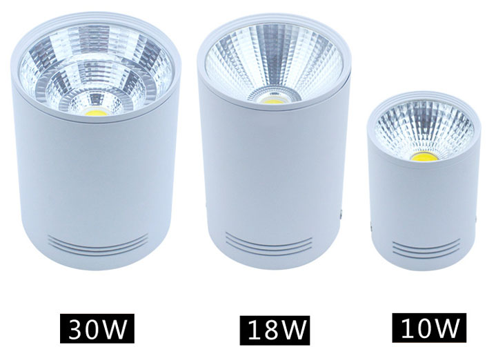 Guangdong led factory,led illumination,china 10w surface Led downlight 2, saf-2, KARNAR INTERNATIONAL GROUP LTD