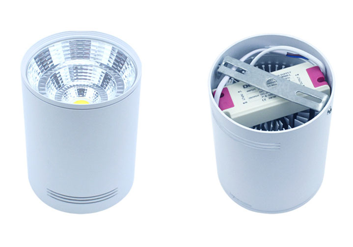 Guangdong buru fabrika,behera argia,Txinako azalera 10w Led downlight 3, saf-3, KARNAR INTERNATIONAL GROUP LTD