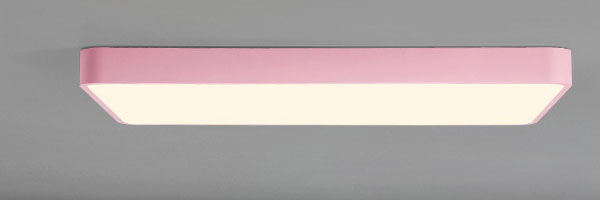 Guangdong led factory,Macarons color,36W Square led ceiling light 2, style-3, KARNAR INTERNATIONAL GROUP LTD