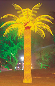 COCONUT PALM TREE LIGHT KARNAR INTERNATIONAL GROUP LTD