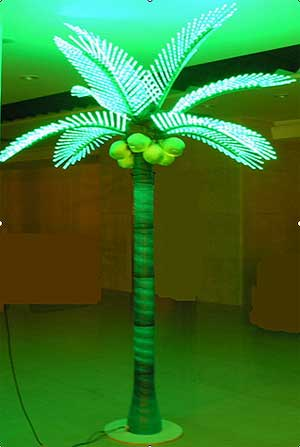 LED COCONUT PALM LIGHT KARNAR INTERNATIONAL GROUP LTD